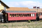 D&RGW Narrow Gauge Flatcar #6500